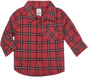 Baby-Flannelette-Shirt on sale