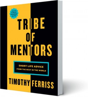 Tribe-of-Mentors on sale