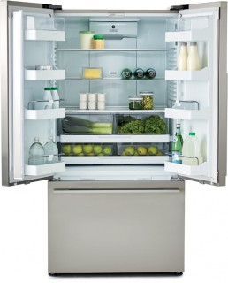 Fisher-Paykel-614L-French-Door-Fridge-Freezer-with-Ice-Water-RF610ADUSX5 on sale