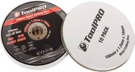 ToolPRO-Metal-Cut-Off-Disc on sale