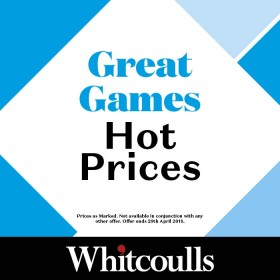 Great-Games-Hot-Prices on sale