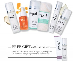 Pai-Skincare-free-gift-with-purchase on sale