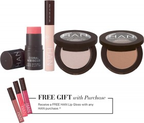 Han-free-gift-with-purchase on sale