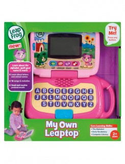 Leap-Frog-My-Own-Leaptop-Pink on sale