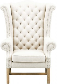 Crown-Wing-Chair on sale