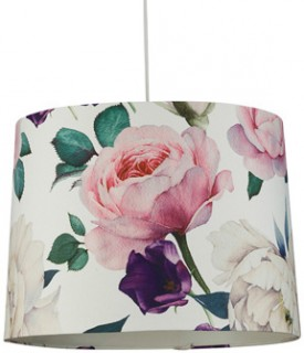 English-Rose-Light-Shade-60cm on sale
