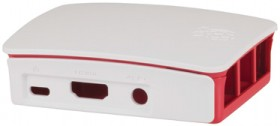 Official-Raspberry-Pi-Case on sale
